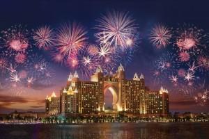 Atlantis,-The-Palm-Fireworks